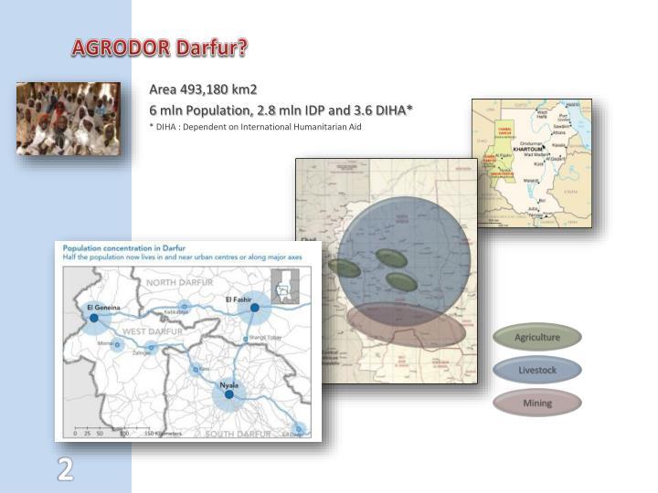 AGRODOR Darfur?