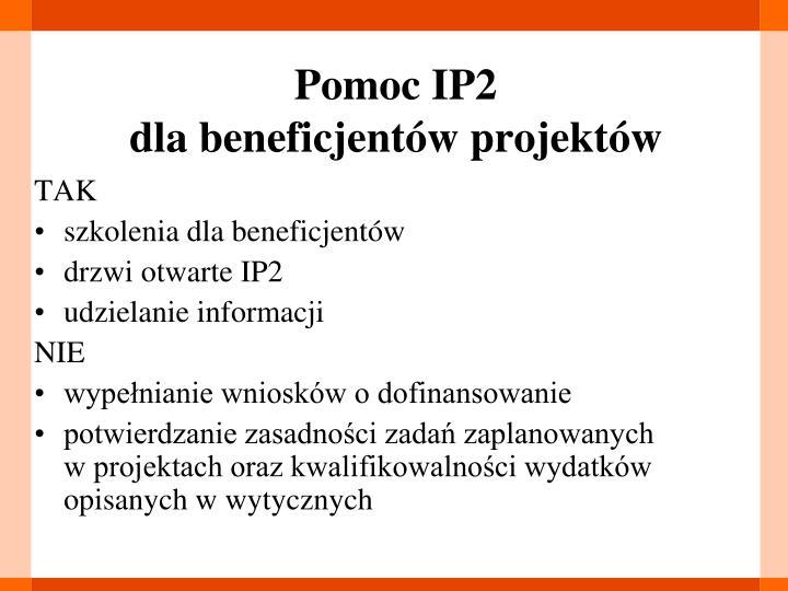 Pomoc IP2