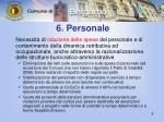 6 personale