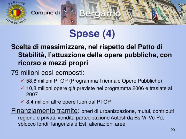 Spese (4)