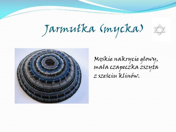 Jarmułka (mycka)