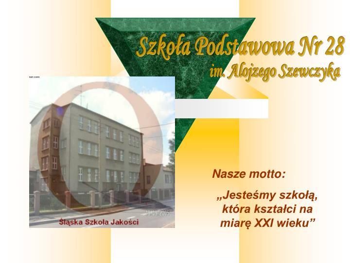 Szkoła Podstawowa Nr 28
