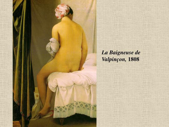 La Baigneuse de Valpinçon,