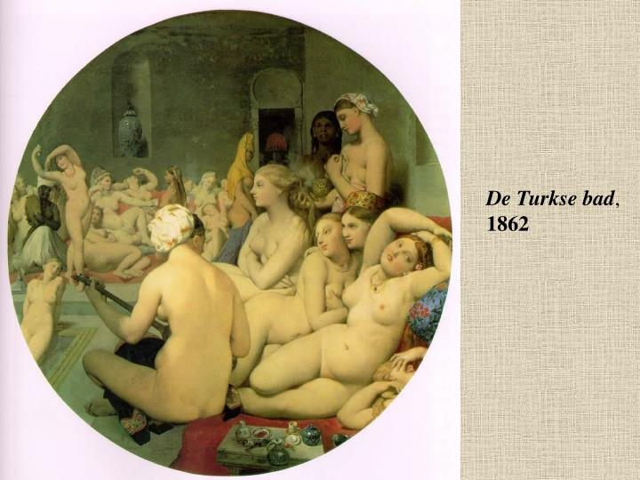 De Turkse bad