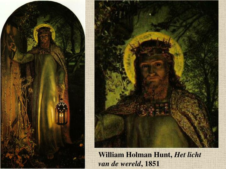 William Holman Hunt,