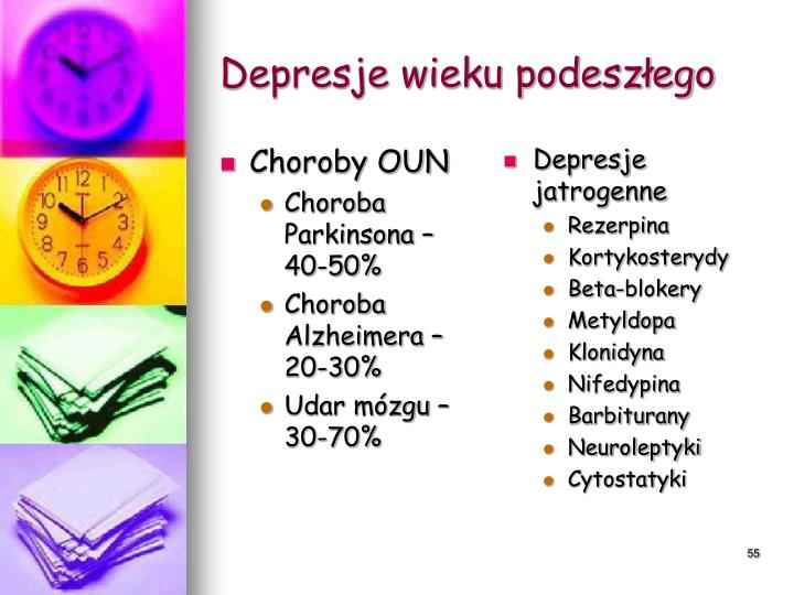 Choroby OUN