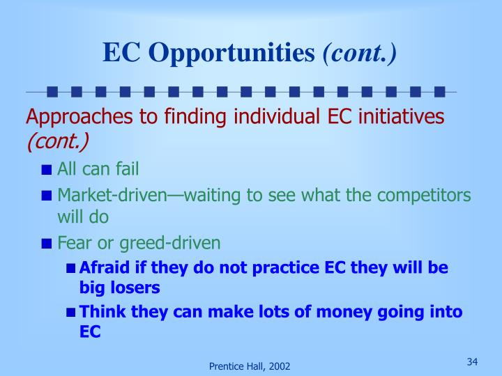 EC Opportunities