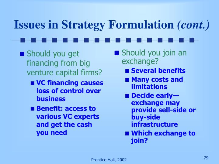 Should you get financing from big venture capital firms?