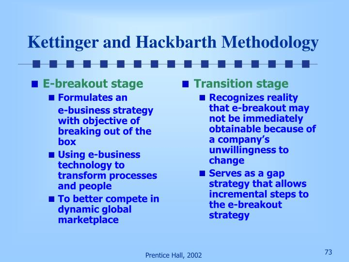 E-breakout stage