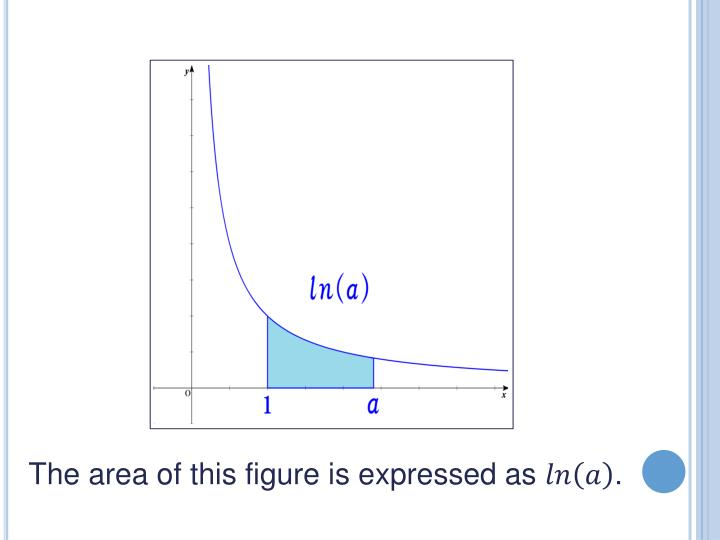 The area of this figure is expressed as
