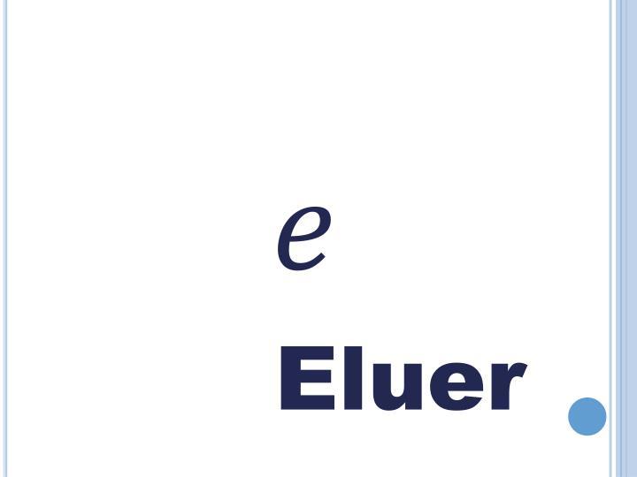 Eluer