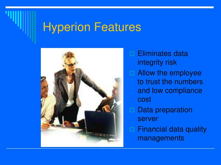 Hyperion Features