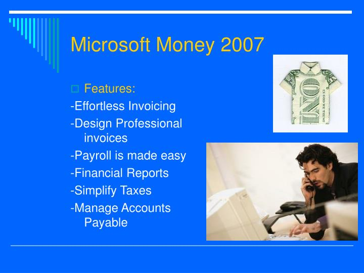 Microsoft Money 2007