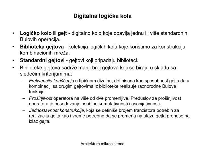 Digitalna logi