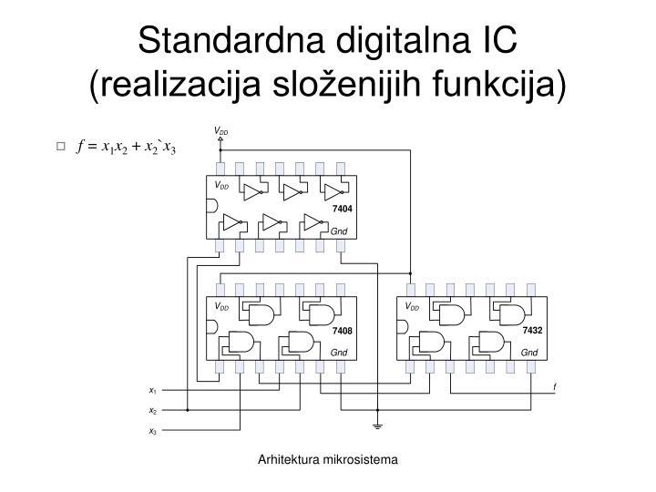 Standardna digitalna IC
