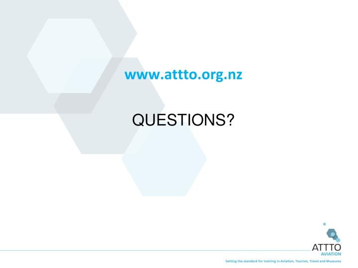 www.attto.org.nz