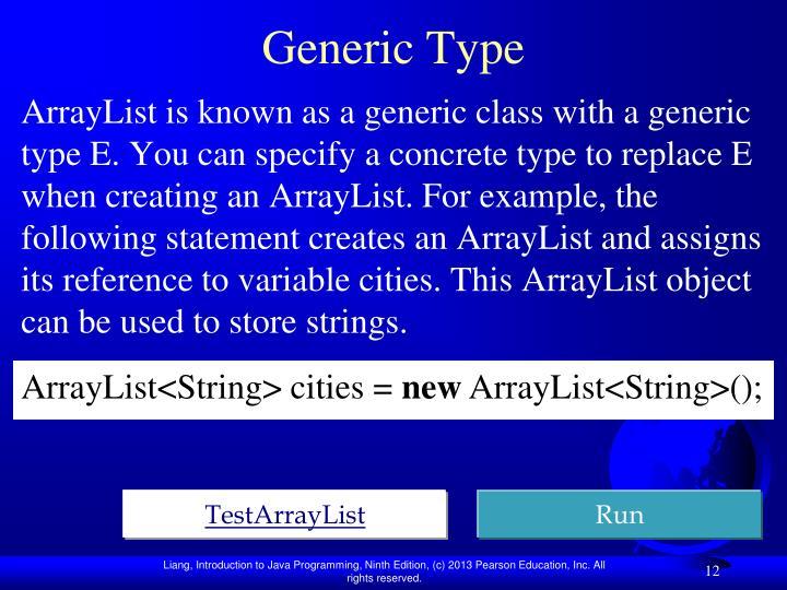 Generic Type