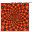 qu ves una espiral o s lo c rculos