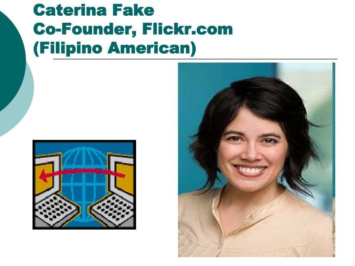 Caterina Fake