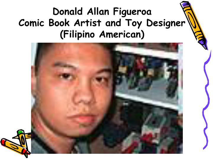 Donald Allan Figueroa