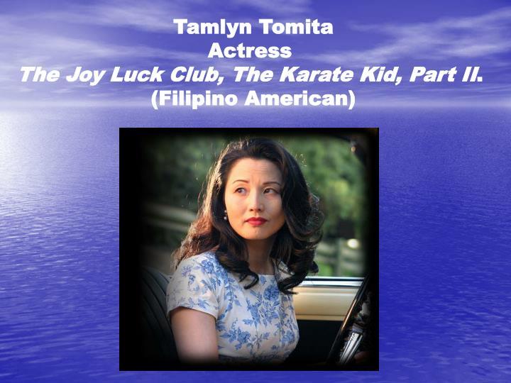 Tamlyn Tomita
