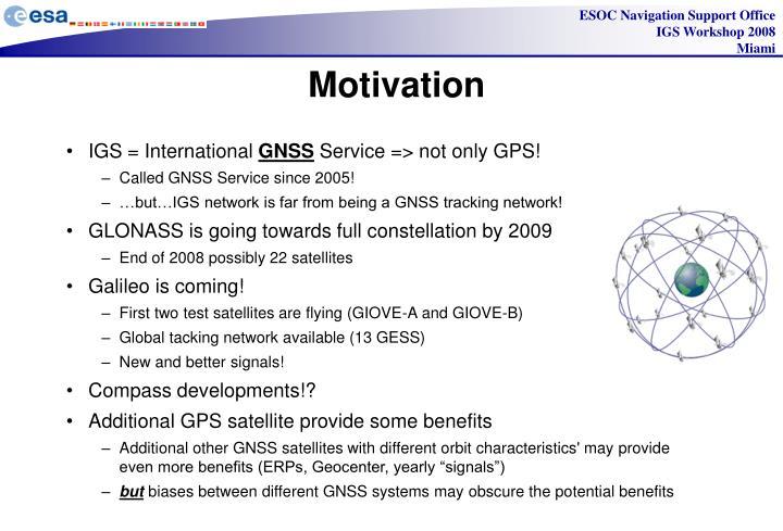 IGS = International