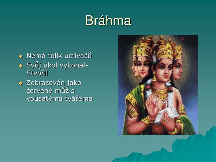 Bráhma