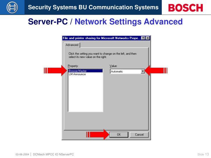 Server-PC /