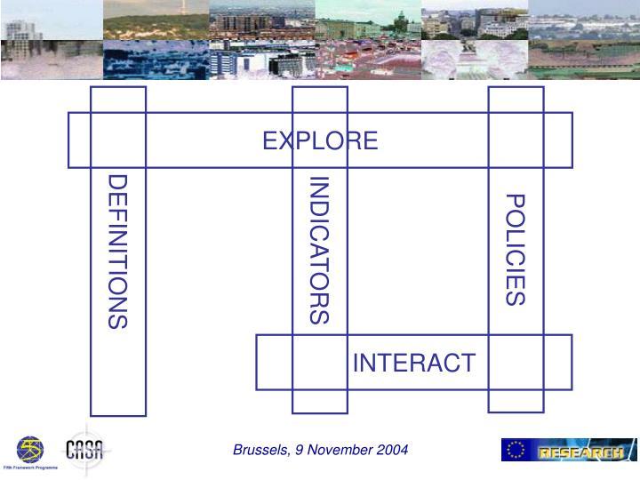 Brussels, 9 November 2004
