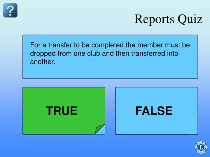For a transfer to be completed the member must be dropped from one club and then transferred into another.