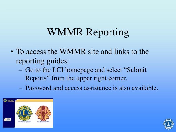 WMMR Reporting