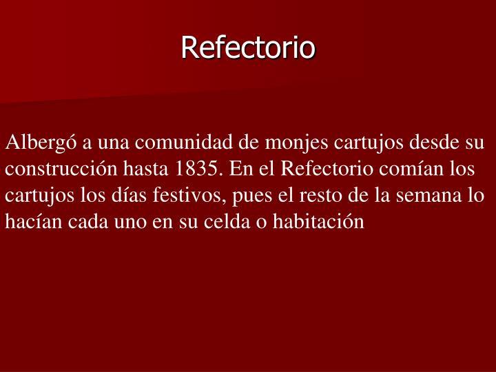 Refectorio