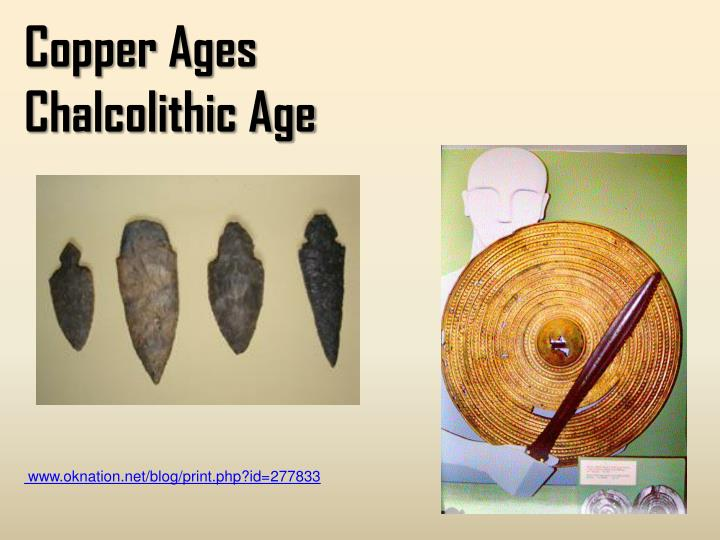 Copper Ages