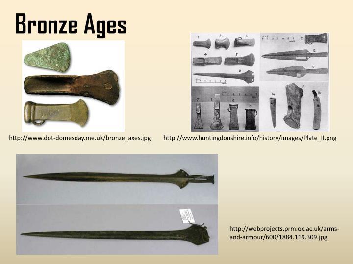 Bronze Ages