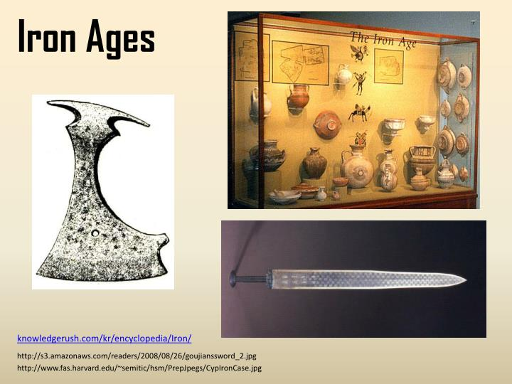 Iron Ages