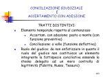 conciliazione giudiziale e accertamento con adesione1