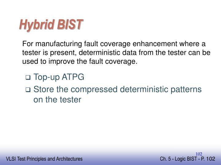 Hybrid BIST