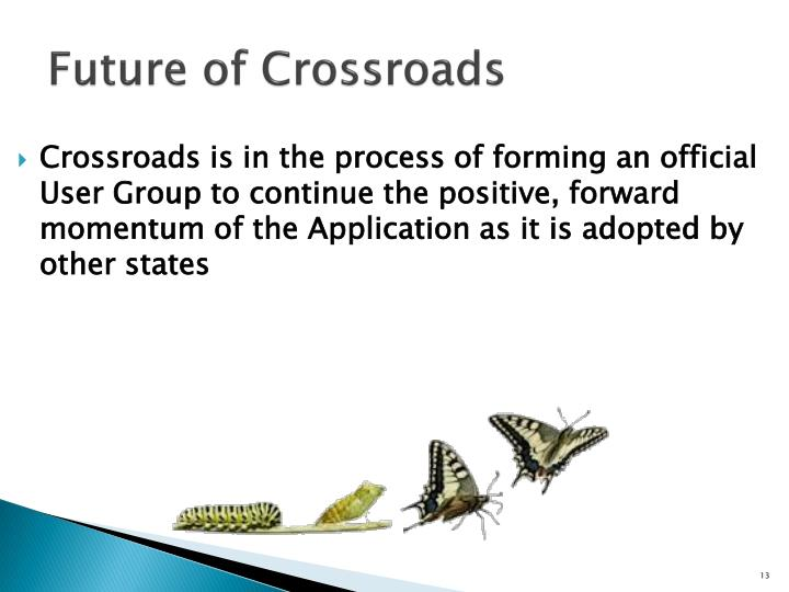 Future of Crossroads