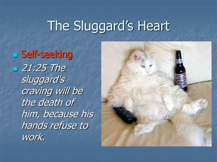 The Sluggard's Heart