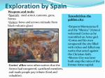 exploration by spain2