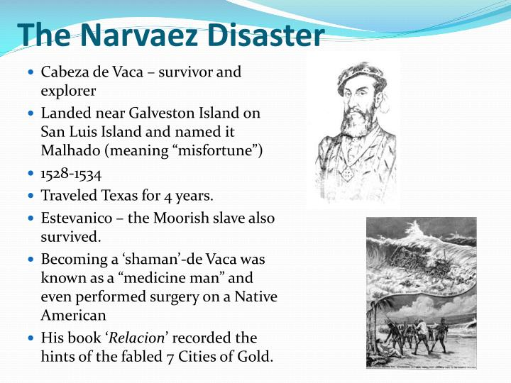 The Narvaez Disaster