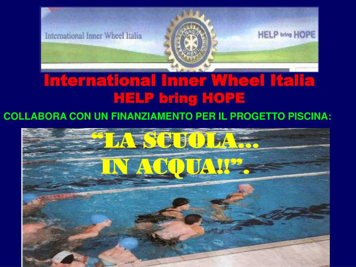 International Inner Wheel Italia