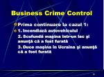 business crime control2