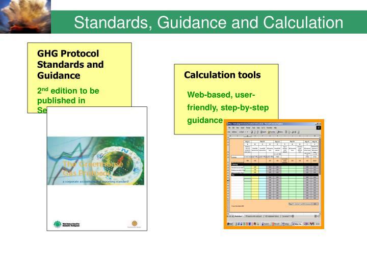 Calculation tools
