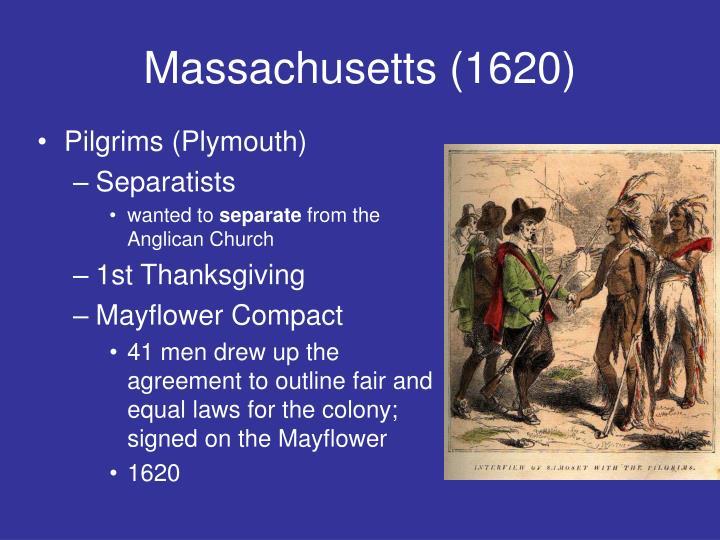 Massachusetts (1620)