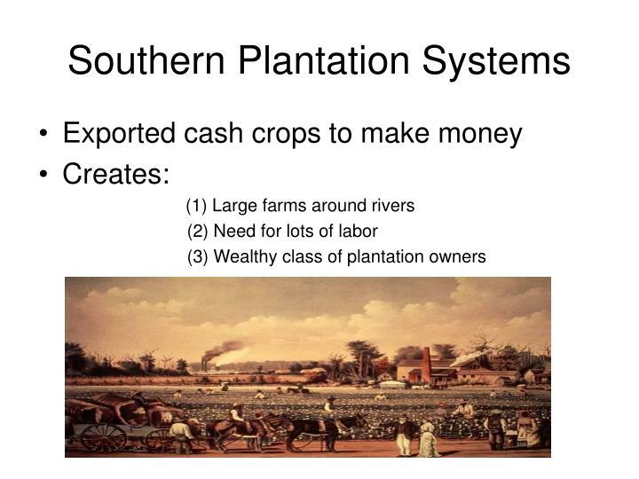 Southern Plantation Systems
