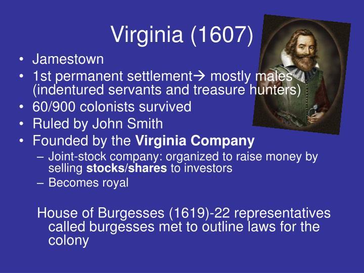 Virginia (1607)
