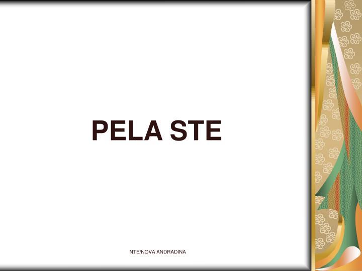 PELA STE