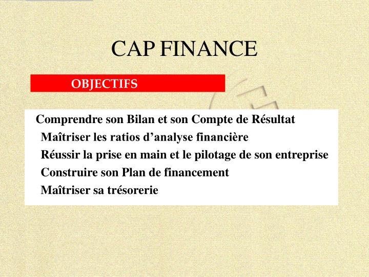 CAP FINANCE