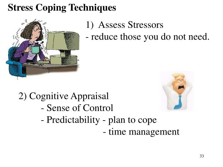 Stress Coping Techniques